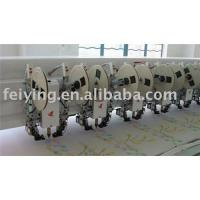 China High speed computerized embroidery machine on sale