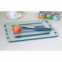 Wholesale glass cutting board from china suppliers