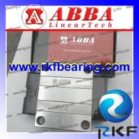Wholesale Original Taiwan ABBA Chrome Steel GCr15 Linear Bearing BRH25A from china suppliers
