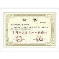 Yixing Haina Environmental Engineering Co.,ltd. Certifications
