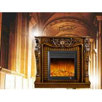 Wholesale European Style Antique Remote Control Led Electric Fireplace For Villa Decoration from china suppliers