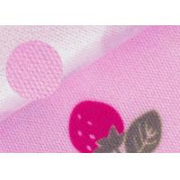 Wholesale Printed Pink TPU Laminated Fabric Cotton Knitted Fire Retardant from china suppliers