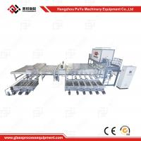 Buy cheap Solar Panel Manufacturing Equipment Solar Glass Production Line 3-8 mm Glass Thickness from wholesalers