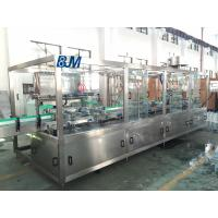 Wholesale 1000BPH Automatic Water Filling Machine For 10 Liter Round PET Bottle from china suppliers