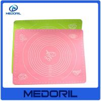 Wholesale Custom design printed logo silicone rubber table mat with factory price from china suppliers