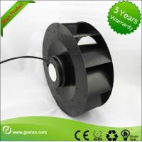 Wholesale Low Noise Brushless Motor EC Centrifugal Fans With Speed Control 250mm from china suppliers