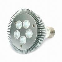 Wholesale 9W LED Light with High Efficiency, 5-piece Cree LEDs Light Source and 50,000-hour Lifespan from china suppliers