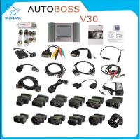 Wholesale Hot Sale original SPX AutobossA320*240 V30 auto diagnostic scanner universal car scanner AS launch x431 diagun iii 2 ii from china suppliers