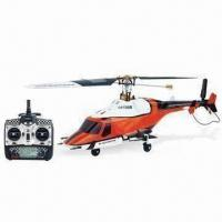 Wholesale High Performance 370SH Motor RC Helicopter with 2.4GHz Technology and 460mm Overall Length from china suppliers