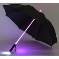 Wholesale Fast Flashing Light Up Umbrella Night Protection Cool Light Steady LED Umbrella from china suppliers