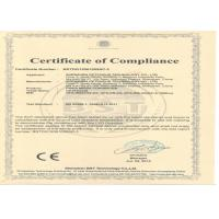Shenzhen Optfocus Technology Co., Ltd. Certifications