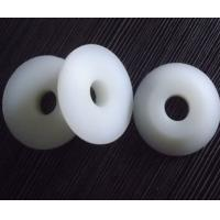 Wholesale Wear Resistant Industrial Nylon Plastic Ring , Plastic Injection Molding Process from china suppliers