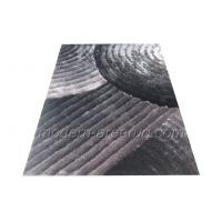 Wholesale Custom Size Black 3d Polyester Shaggy Rug, Romantic Shaggy Carpet For House Decoration from china suppliers