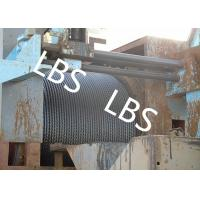 Quality Oil / Petroleum Machinery Anchor Handling Towing Winch With Lebus Drum for sale