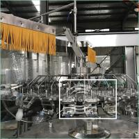 Quality Thailand Customized Monolithic Clear Water Filling Machine  Mineral water plastic bottling machine /Washer filler capper for sale