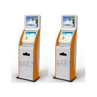 Wholesale Digital Picture Printing Kiosk Windows7 WIFI Internet Dual Screen Information from china suppliers