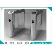 Wholesale Pedestrian Retractable Supermarket Swing Gate High Security Barrier Turnstile from china suppliers