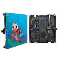 Wholesale P4 Full Color Moible Outdoor Rental LED Display With Nova Control System from china suppliers