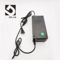 Quality 595g Electric Bicycle Battery Charger , 48 Volt Battery Charger For Electric Bike for sale