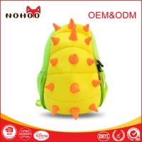 Wholesale Waterproof Children / Kids School Bag Dragon Dinosaur For Boys 28.5 * 24.5 * 9 Cm from china suppliers