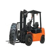 China 31X10-16 Forklift Industrial Tire Rim 6.00 With Good Running Stability on sale