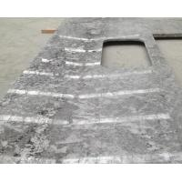 Wholesale Antico Cream Granite Countertops High Polished Granite Vanity Top Kitchen Sink from china suppliers