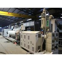 Wholesale Pipe Extrusion Line yongxin Supply--pe pipe line--pipe extrusion machine-extruder from china suppliers