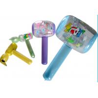 Wholesale Cute Mini Inflatable hammer toys , OEM inflatable toys for toddlers from china suppliers