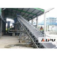 Wholesale Long Distance Rubber Belt Mining Conveyor Systems in Stone Crushing Plant from china suppliers