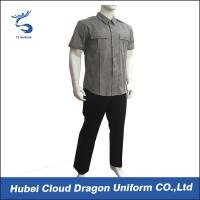 Wholesale Multi Color Security Guard Uniform Police Tactical Uniform OEM & ODM Service from china suppliers