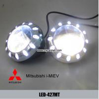 Wholesale Mitsubishi i-MiEV car front led fog light replacement DRL driving daylight from china suppliers