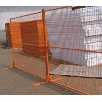 Buy cheap Temporary fence,iron temporary fence,galvanized temporary fence,welded fence,stainless steel fence,rectangular hole from wholesalers