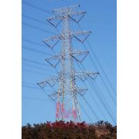 Wholesale 765KV four circuit transmission tower from china suppliers