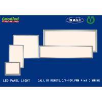 Wholesale IP40 DALI Dimming 40W CCT 3000K-6000K LED Flat Panel Lights For Home from china suppliers