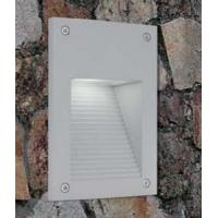 Wholesale IP55 Lighting Fixture 3W LED White Outdoor Step Light (R3A0007) from china suppliers
