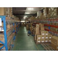 Wholesale Blue / Orange medium duty shelving with manual operation , Steel / wood board Pallet Racking from china suppliers