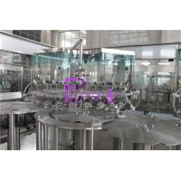 Wholesale Fruit Juice Hot Filling Machine 3 In 1 Monoblock Washing Filling Capping Machine from china suppliers