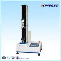 Wholesale 5KN Universal Testing Machines Single Pole for Testing Leather from china suppliers