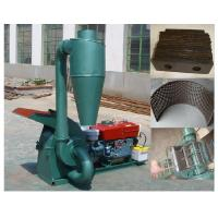 Wholesale Multifunctional Wood Pellet Pto Hammer Mill With High Automation from china suppliers