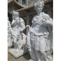 Quality David marble sculpture with 6 feet height for sale
