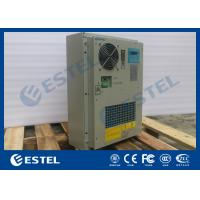 China R134a Refrigerant Electronic Enclosure Air Conditioner , Outdoor Enclosure Cooling Systems 300W Compressor on sale