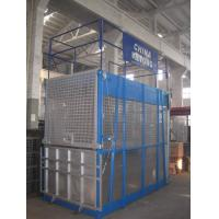 Wholesale 3 Ton Electric Industrial Elevators Single Cage With Aluminum from china suppliers