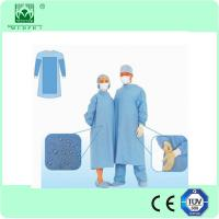 Wholesale Medical non woven SMS sterile disposable surgical gown for hospital from china suppliers