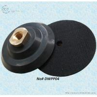 Wholesale Velcro Back Pads Holder with M14 female thread / Holder for Polishing Pads from china suppliers