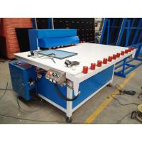 Wholesale Single Side Heated Roller Press Machine for Double Glazing,IGU Heat Press Table,Insulating Glass Roller Press Table from china suppliers