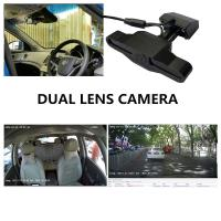 Wholesale Dual Lens Megapixel Front /  Rear View Vehicle Mounted Cameras Night Vision from china suppliers