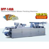 Wholesale Alu PVC Blister Packaging Equipment Blister Pack Machines PLC Control from china suppliers