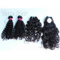 Wholesale Beauty Real Virgin Human Hair Extensions Full Ends No Mixture from china suppliers