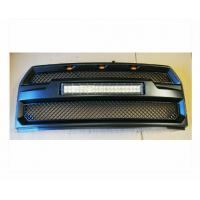 China 2015-2017 Ford F150 Front Grille With 120W LED Bar Easy Installation on sale