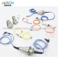 Buy cheap Single Channel Multi-Channel Hybrid FORJ Fiber Optic Rotary Joints from wholesalers